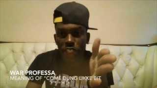 Come Dung Likkle Bit War Professa Box Tv Episode 17