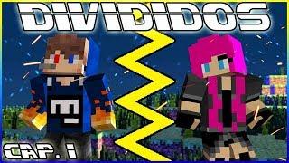 Serie De Supervivencia Divididos #1 | FLoRiXoX & GioYT |