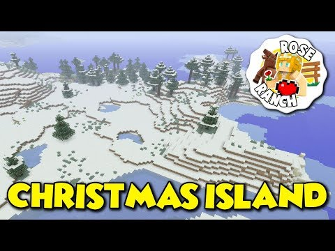 CHRISTMAS ISLAND!! - ROSE RANCH (EP.36)