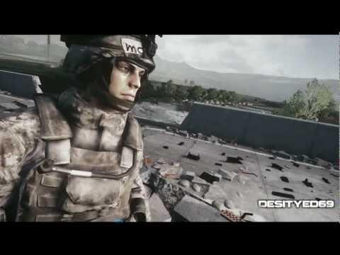 Battlefield 3  The Lightning Strike  Snow Patrol