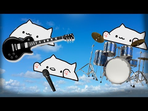 Bongo Cat Mr. Blue Sky - Electric Light Orchestra