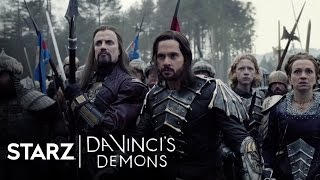 Da Vinci's Demons | Fates Will Be Sealed: The Final Season Begins | STARZ