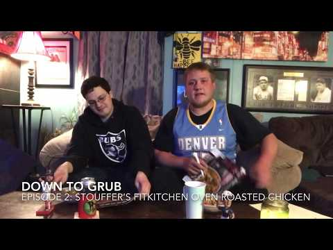DTG Ep. 2 Stouffer's Fitkitchen Oven Roasted Chicken Review