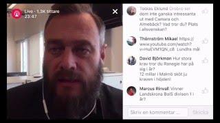 Se hela Olof Lundhs chatt om Svenska cupen (Fotbollskanalen)