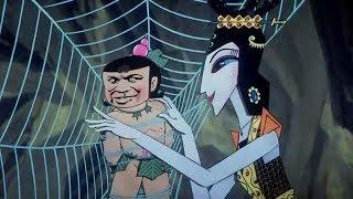 【电影有毒】《葫芦兄弟》里细思极恐的毁童年猜想!