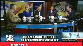 Gruber Obamacare  The LIE of the LAND