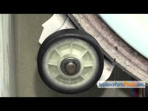 Dryer Rear Drum Bearing Kit Part 5303281153 How To