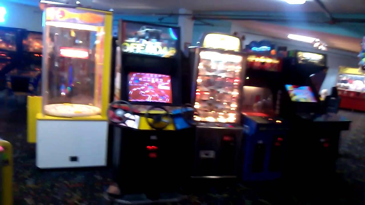 Hotel With Arcade Myrtle Beach