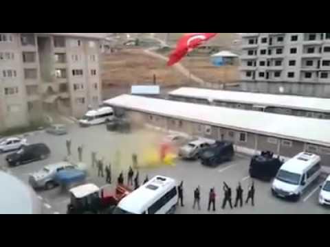 Polis Özel Harekat Atış Serbest