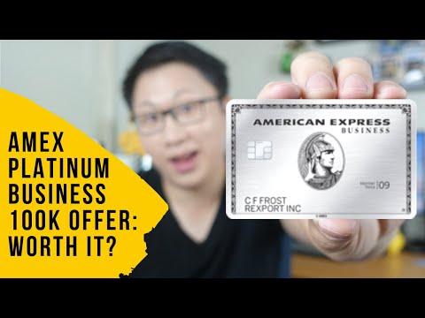 Increased Amex Platinum Business 100k: Good Or Bad Deal?