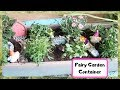 DIY FAIRY GARDEN || GARDENING WITH A TODDLER