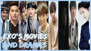Video EXO'S MOVIES AND DRAMA COLLECTION download MP3, 3GP, MP4, WEBM, AVI, FLV September 2019