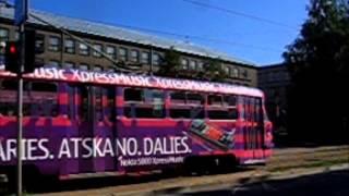 [RS] Tatra T3A 3-2129+3-2130 (Alfa, 2009. gads)