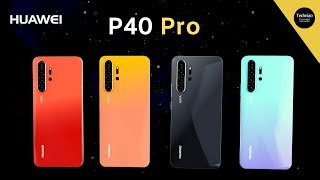 Huawei P40 Pro 2020 Concept  — Introduction !!