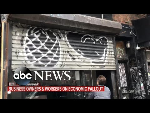 'Watching your businesses disappear so quickly is horrifying': NC business owner