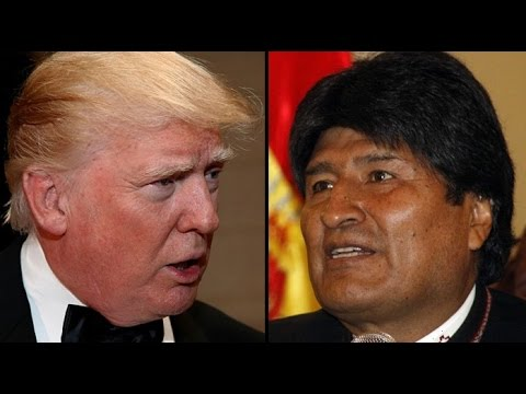 POTUS has 'selfish or ambitious' mentality - Bolivian Pres. to RT