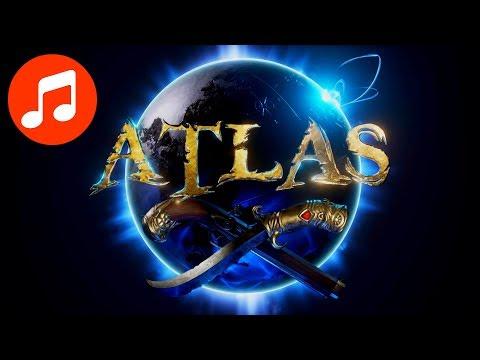 ATLAS  🎵 Main Theme  Title Screen Menue Atlas OST  Soundtrack  Ark  Wildcard  Grapeshot