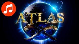 ATLAS Music 🎵 Main Theme | Title Screen Menue (Atlas OST | Soundtrack | Ark | Wildcard | Grapeshot)
