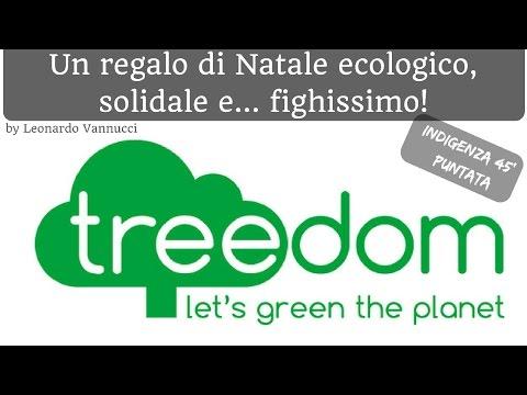 Un REGALO DI NATALE ecologico, solidale e... fighissimo! #INDIGENZA n.45