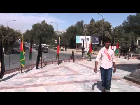 Kabul - Massoud memorial (part 2)