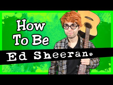 Download  How To Be Ed Sheeran! Gratis, download lagu terbaru