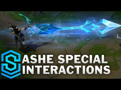 Ashe Special Interactions