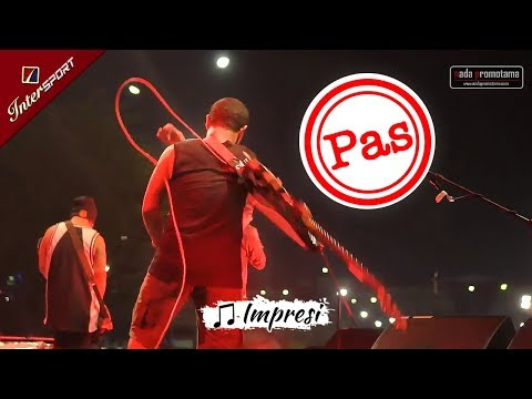 NEW VIDEO | Pas Band - Impresi | INTERSPORT - Jiexpo Kemayoran Jakarta 04 NOVEMBER 2017