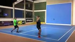 Copa Terrazas 2019 FINAL singles libre, Paleta Frontón, 5to set kevin vs Joao