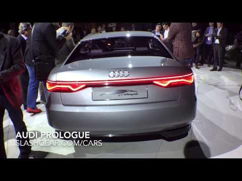 Audi Prologue 2014 Unveiled at LA Auto Show!