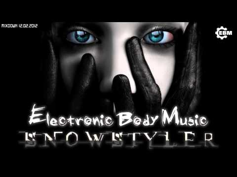 Electronic Body Music AggrotechCyberGothic HD 25 mi