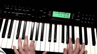 (Piano Tutorial) Kara Sevda dizi muzigi :Toygar ışıklı
