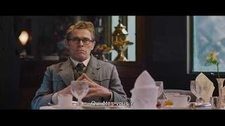 """""""Le Crime de l'Orient-Express"""" d'Agatha Christie adapté au cinéma avec Johnny Depp ça donne ça"""