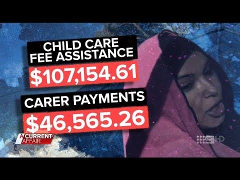 ACA. Fatma The Centrelink Leech.(Islam)(Anti Australian)