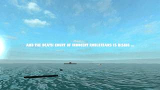 JAWS 2014 - Trailer # 2 [OFFICIAL] | Roblox Game