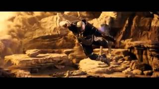 Риддик 2 в 3D 2013
