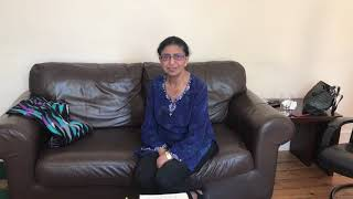 Yoga Therapy Patient feedback Video