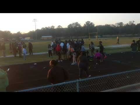 Valdosta middle school track wins region