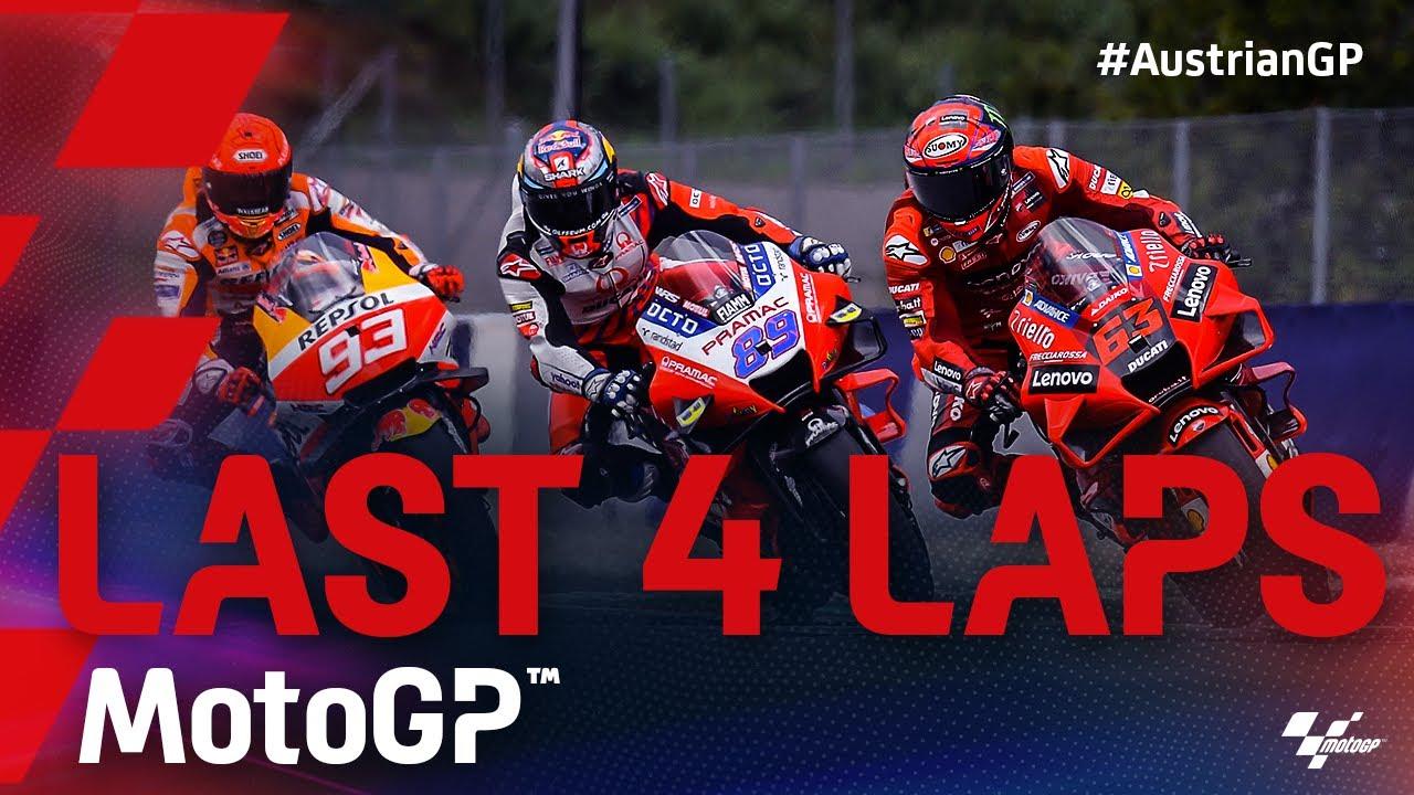 Download MotoGP™ Last 4 Laps | 2021 #AustrianGP