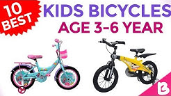 10 Best Cycle for Kids (Age Group 3-6 Year) with Price | Kids Bicycle for Boy and Girl