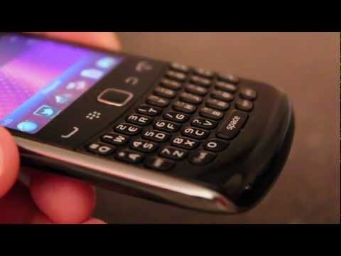 Blackberry 9360 Curve: Full Review