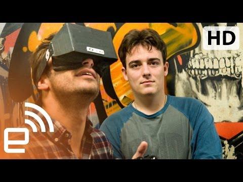 E3 2014 Interview: Oculus VR