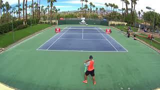 Tennis - World Team Tennis NTRP 4.0 Nationals Men's Singles