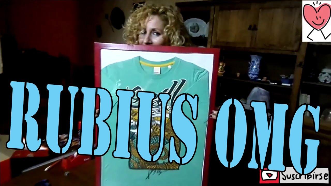 Camiseta RUBIUS, la enmarcamos. Como enmarcar camiseta, baratito ...