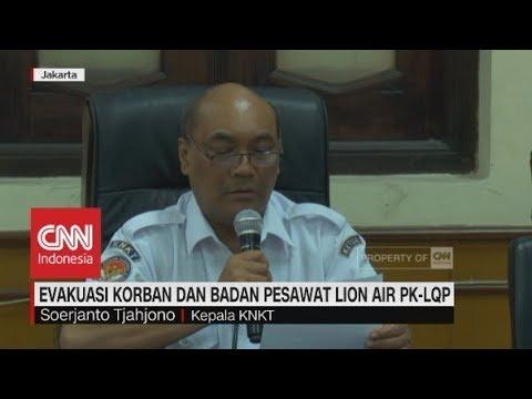 Investigasi Kecelakaan Lion Air: Penemuan Kerusakan Airspeed Indikator di 4 Penerbangan Terakhir Mp3