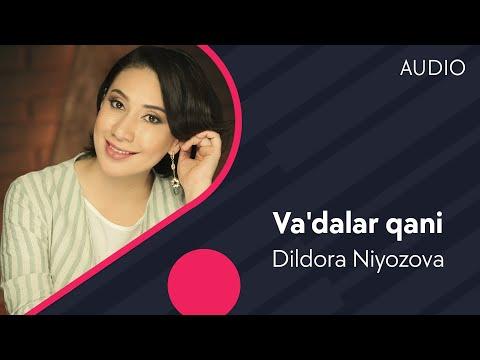 Dildora Niyozova - Va'dalar Qani | Дилдора Ниёзова - Ваъдалар кани (music Version) #UydaQoling