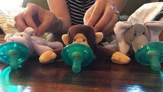 Wubbanub Infant Pacifier Review