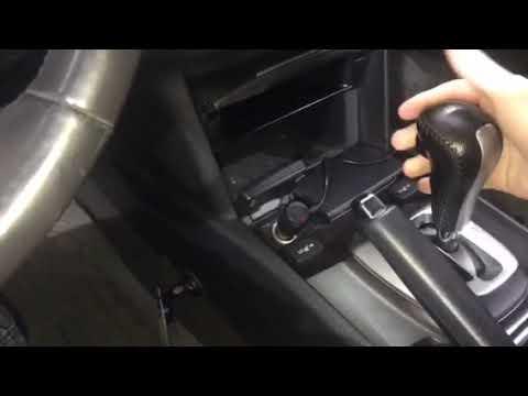 Honda Crosstour замок акпп. Мультилок - один из элементов противоугонного комплекса