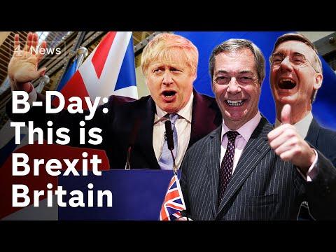 UK leaves EU after 47 years of European membership | Brexit