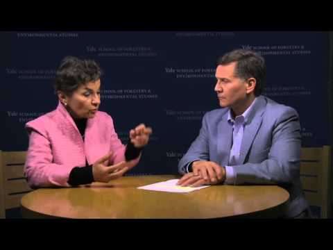 Christiana Figueres Studio Interview