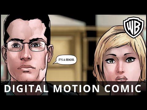 The Accountant - Digital Motion Comic - Warner Bros. UK